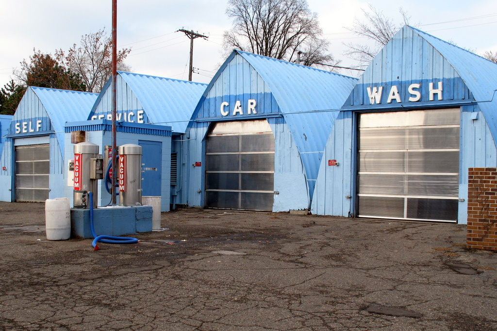 Twin Cities Daily Photo: Self Service Car Wash