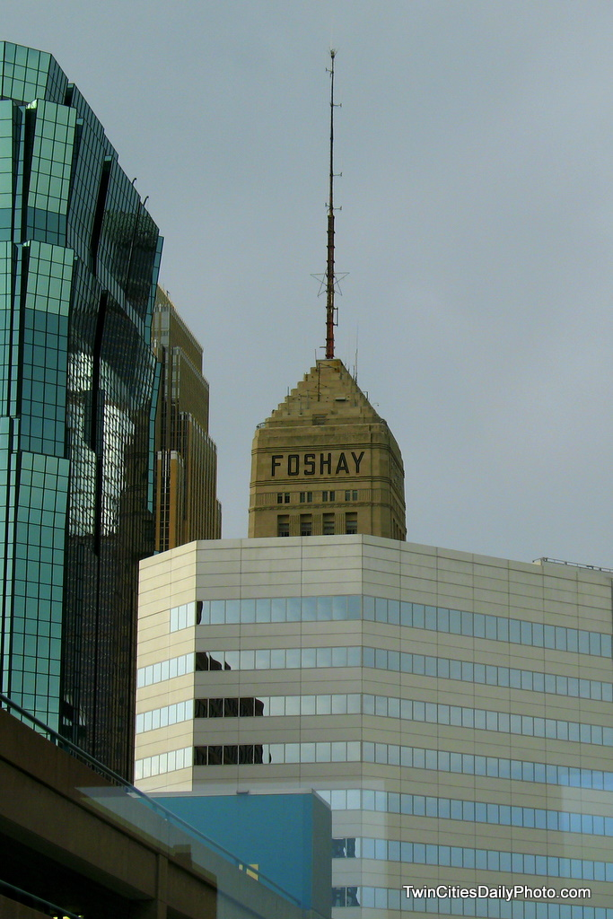 There was a time, when the 607 foot tall, Foshay Tower, now called